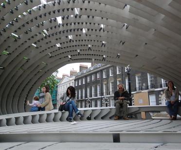 Pavillon en béton armé de Fibre-C-SDA