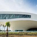 Les détails de la construction du centre d'art de Kaohsiung signé Mecanoo