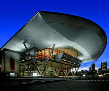 Boston : Rafael Viñoly signe un centre de congrès et d'expositions en verre et en acier