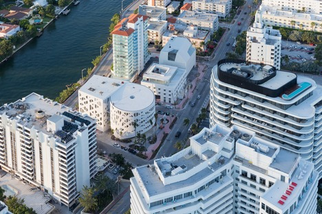 Le Faena Bazaar et Park signés OMA dans le Faena District (Miami Beach)