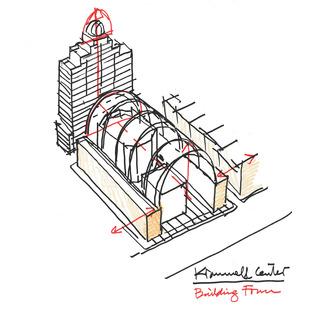 À Philadelphie, musique sous une voûte en verre et en acier dans le Centre Kimmel signé Viñoly
