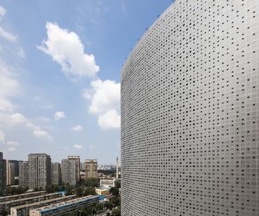 AREP et IPPR signent la tour revêtue d'aluminium d'Air China
