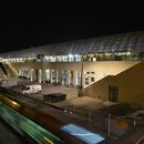 Extension en ETFE signée AREP pour la gare de Montpellier