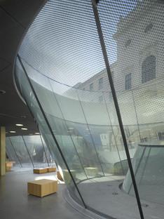Le musée souterrain Joanneumsviertel de Nieto Sobejano