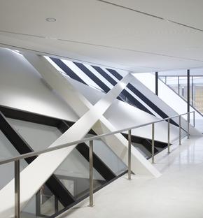 Béton et crépi pour le MO Museum de Libeskind