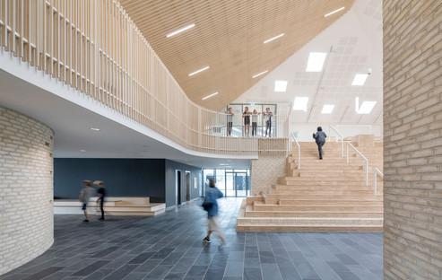 Une école en bois signée CF Møller