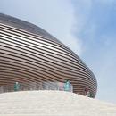 Une structure dotée d'une double coque en acier pour le Musée d'Ordos de MAD