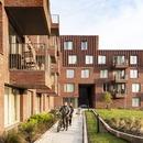 Mecanoo signe un immeuble de logements en briques à Manchester