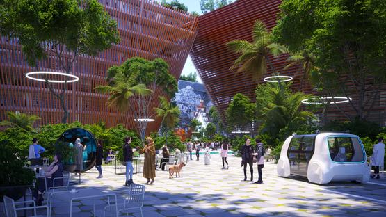 Le projet BiodiverCity signé BIG à Penang en Malaisie