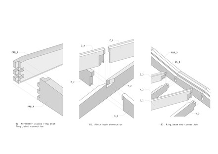 Tsuruta Architects signe un petit bijou en bois et en verre dans l'écrin d'un jardin