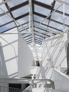 La Cartonnerie : une restructuration en briques signée h2o architectes