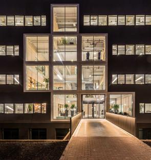Studioninedots signe la restructuration d'un immeuble des années 70