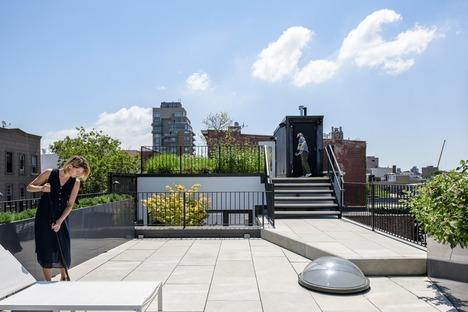 Le cabinet Young Projects réalise à New York un ouvrage à façade en zinc