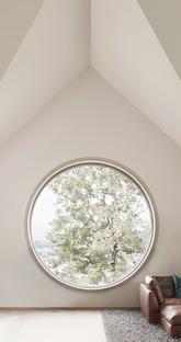 Innauer Matt Architekten signe une maison en bois et en béton