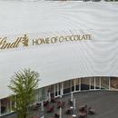 La Home of Chocolate : un ouvrage de Christ & Gantenbein en briques émaillées et en béton armé