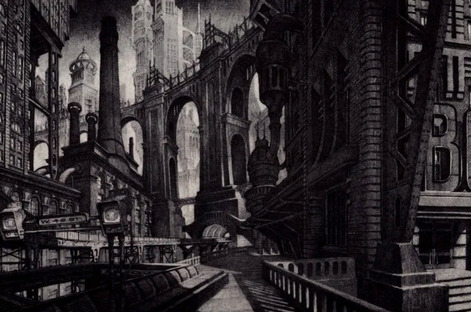 <strong>BANDE DESSINÉE & ARCHITECTURE</strong><br />